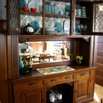 Dining Room Buffet Makeover, 100% F...