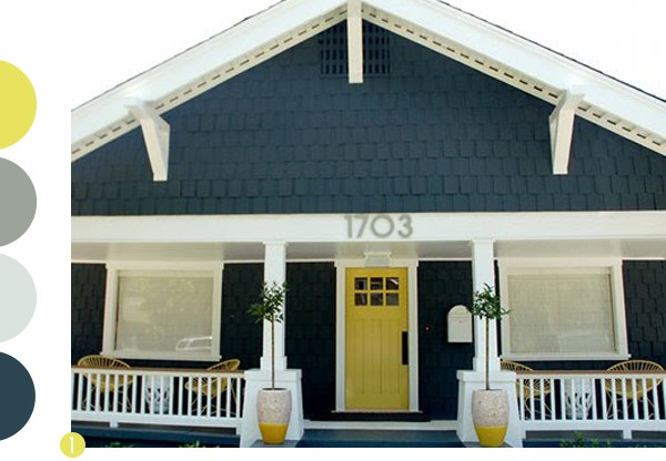 Dreaming About Exterior Paint Colors
