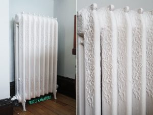 Tutorial : White Radiator!