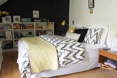 Chevron Bedding