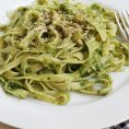 CSA Recipe : Pasta with Mixed Green...