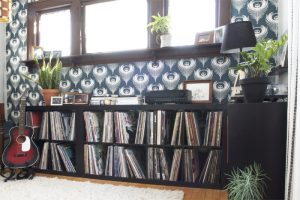Expedit Record Shelves