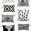 Thinking About : B&W Pillows