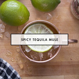 Tequila Mule Cocktail Recipe