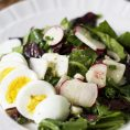CSA Recipe : Radish & Turnip Sa...