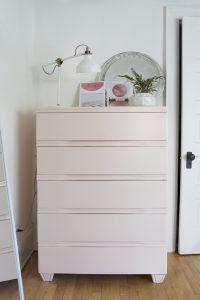 Light Pink Dresser