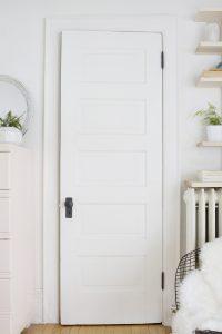 Stripping Paint from Antique Door Hardware