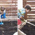 Getting Children involved in Gardening