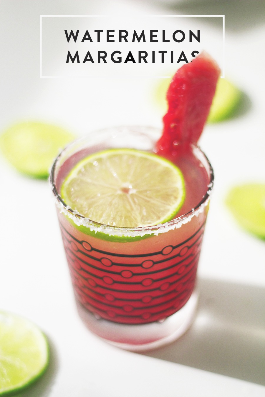 It's Cocktail Time : Watermelon Mar...