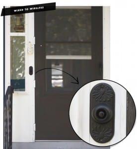 Modernizing Vintage Doorbells