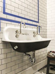 Basement Bathroom : Week 3-ish