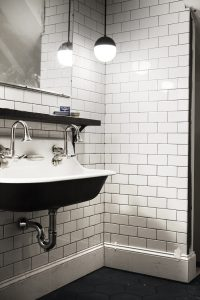 Basement Bathroom : Week 11