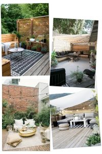 Thinking About : Outdoor Spaces