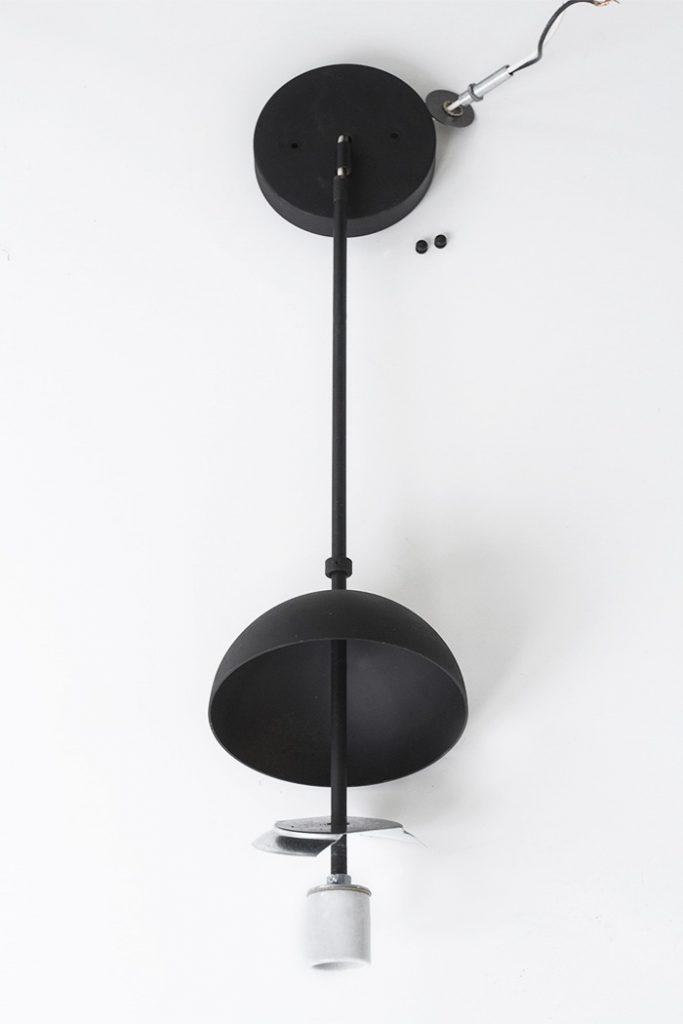 DIY Light Fixture : Globe Pendant