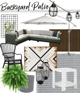 Patio Inspiration & Ideas