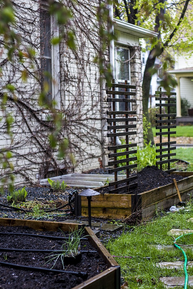 My April Garden