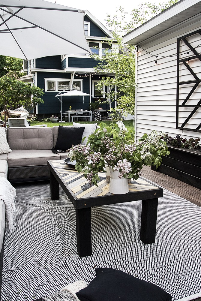 Reveal : The Patio - From Slab to Fab