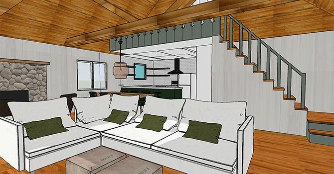 Cabin Plan - Version I
