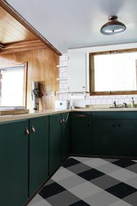 Cabin Update : Thinking Green in th...