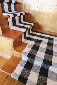 Part II : Mitering a Stair Runner A...