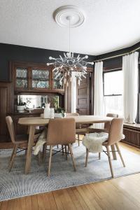 Dining Room Reveal | Deuce Cities Henhouse