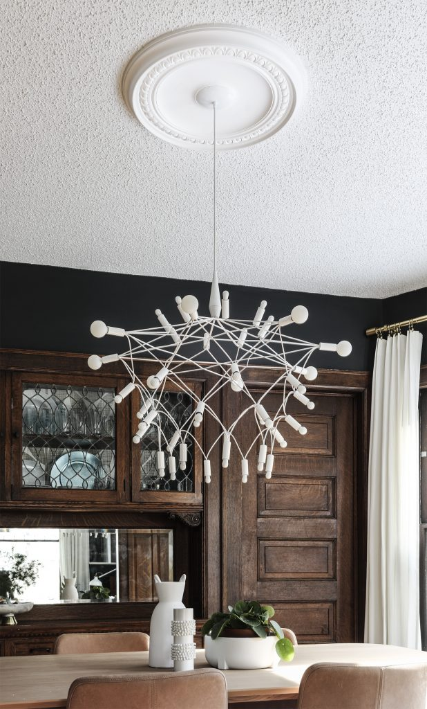 Instructions for Choosing and Installing the Perfect Ceiling Medallion