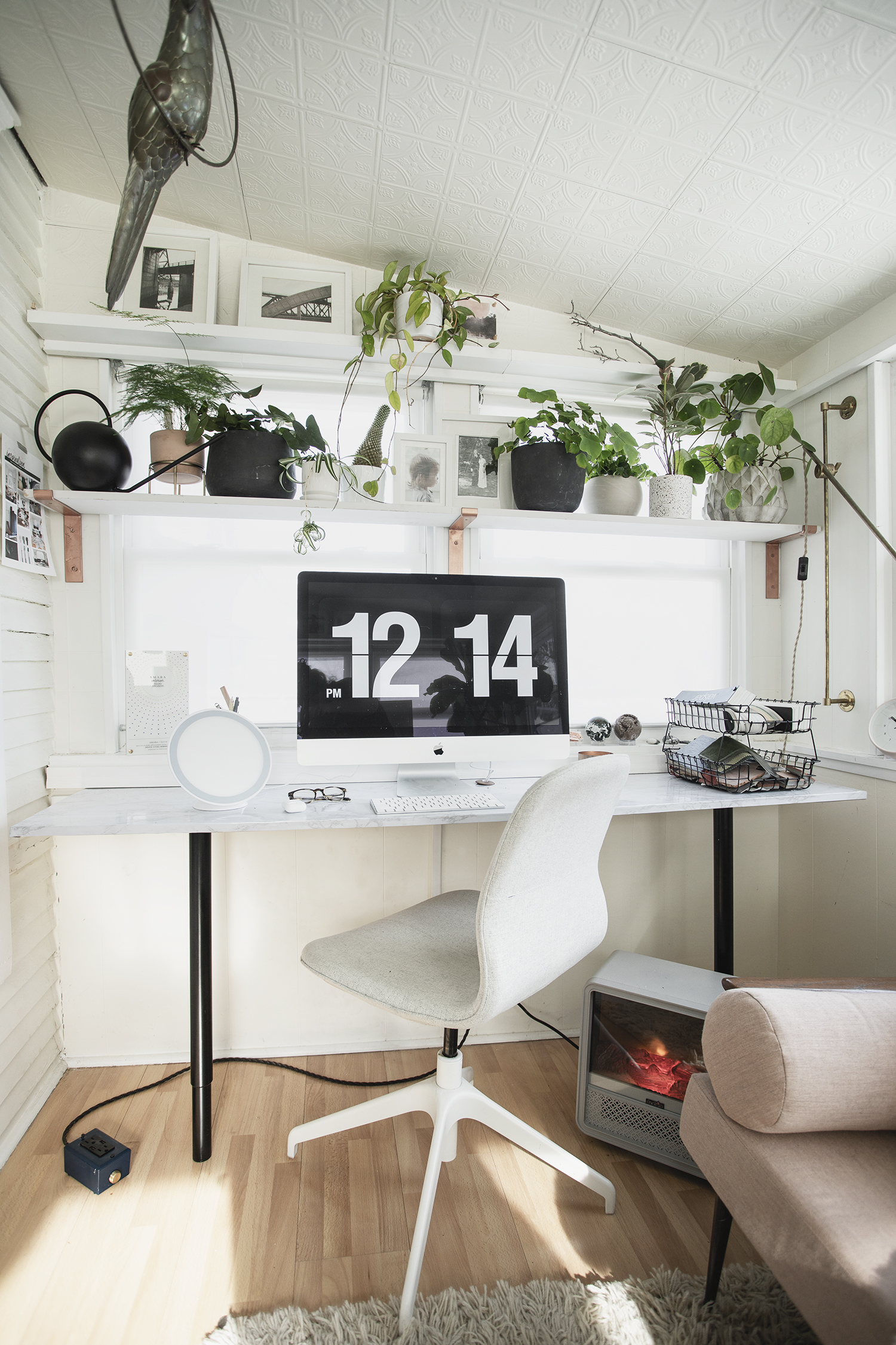 Reveal : Workspace Refresh - My Desk